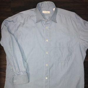 Ermenegildo Zegna Dress Shirt w/French Cuffs